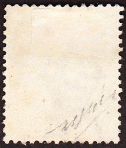 lagos SG29 10s stamp watermarks